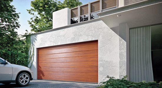Residential Sectional Doors